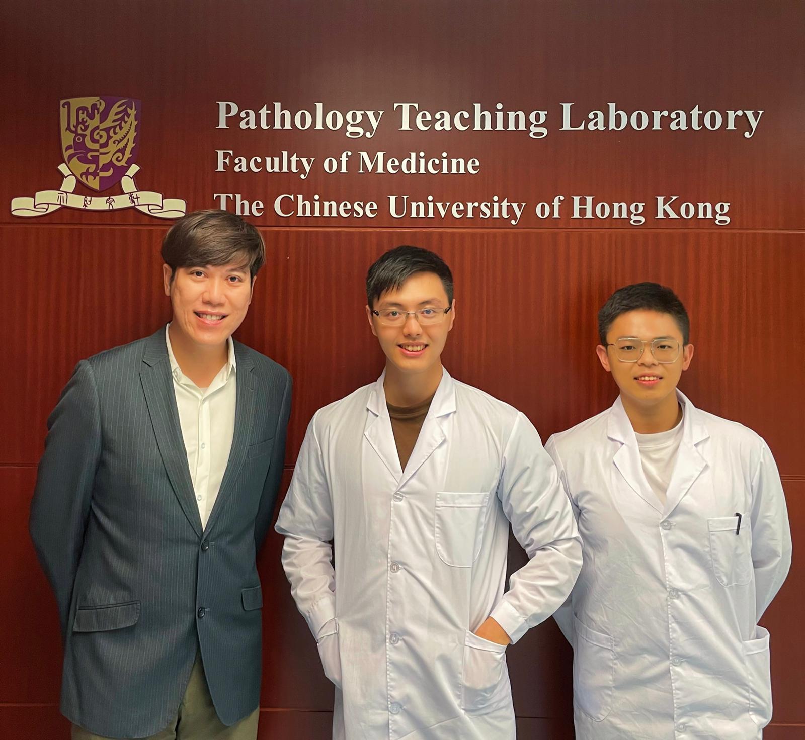 中大學生於第七屆香港大學生創新及創業大賽勇奪佳績